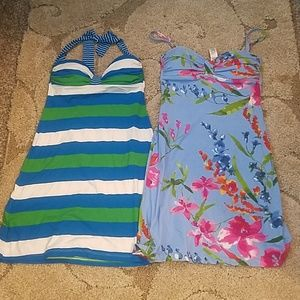 💖2 TOMMY BAHAMA DRESS BUNDLE!!!
